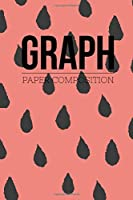 "Graph Paper Composition: Graph Paper 6"" x 9"" Cute Sea Quad Ruled 4x4,Grid Paper for school student,office,kids Notebooks"
