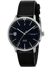 [ドゥッファ]DUFA 腕時計 HannesDay-Date ブルー文字盤 DF-9018-03 メンズ 【並行輸入品】