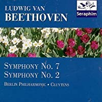 Symphonies 2 & 7 by Beethoven