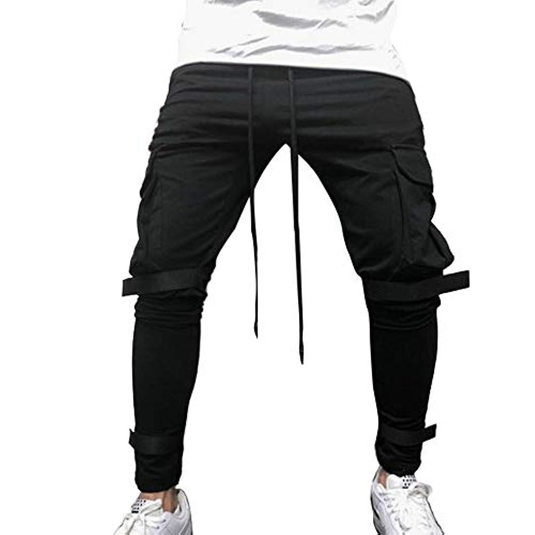 守銭奴宝仮定アンクルパンツ メンズ スポーツ Huliyun サルエルパンツ メンズ スウェット ひんやりパンツ ナチュラル フォーマル 人気 無地 ズボン 袴パンツ ワイドパンツ ファッション 多機能 大きいサイズ ウェスト調節