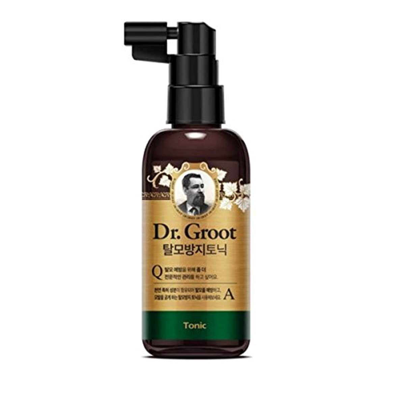【Dr.Groot 】ドクターグルート Dr.グルート 脱毛防止 頭皮用トニック すべてのヘアタイプ用(Anti Hair Loss Scalp Tonic -For all hair type-)