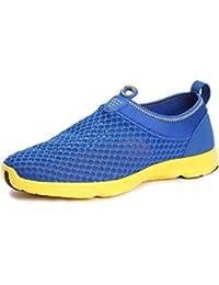 yuanliメンズウォーターシューズビーチアスレチック練習Aqua靴