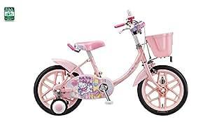16型 子供用自転車 ハローキティ(ピンク) KT16S3