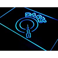 Darts Bar Pub Club Games LED Sign LED看板 ネオンプレート サイン 標識 Display i541-b(c)