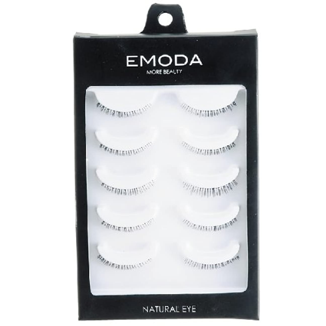 かかわらずむき出し会社EMODA eyelash NATURAL EYE (下まつげ)