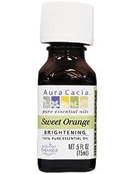 [海外直送品] オーラカシア(Aura Cacia)スウィートオレンジ (15 ml)