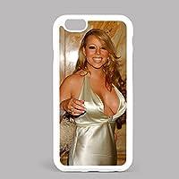 3色【マライア・キャリー/Mariah Carey】iPhone 6s/6&iPhone7&plusプラス対応!携帯ケース/スマホケース/アイフォンケース/ハードカバー/Hard Case-7 (iPhone6/6s, ホワイト) [並行輸入品]