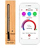 MEATER | The Original True Wireless Smart Meat Thermometer for The Oven Grill Kitchen BBQ Smoker Rotisserie with Bluetooth and WiFi Digital Connectivity