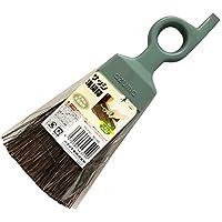 アズマ 小型ブラシ プチブラシ 穂幅10cm 全長21cm グリーン こびり付いた汚れを取るヘラ付ブラシ AG166