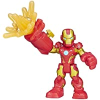 Playskool Heroes Marvel Super Hero Adventures Repulsor Ray Iron Man [並行輸入品]