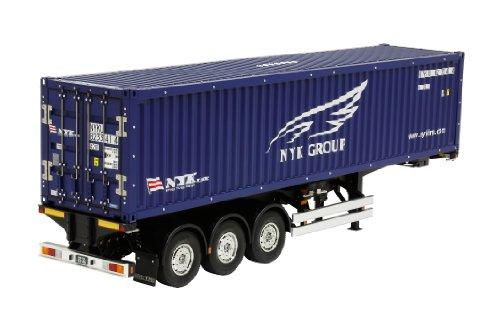 1/14 ビッグトラックシリーズ No.30 トレーラートラック用 日本郵船 40フィートコンテナ セミトレーラー 56330