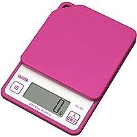 タニタ デジタルクッキングスケール 1kg ピンク KD-187-PK