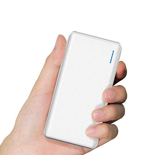 5000mAh モバイルバッテリー Corerix 最小最軽量 薄型 スマホ 急速 充電器 iPhone 7 iPhone 7 Plus iPhone 6s iPad iPod Xperia Galaxy Nexus 他対応