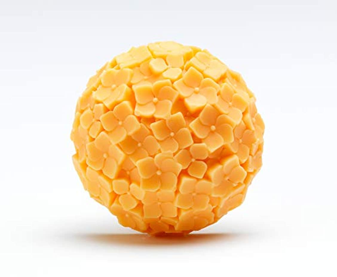 感じ圧縮された車両SERASE洗顔ソープ オレンジ/オレンジ