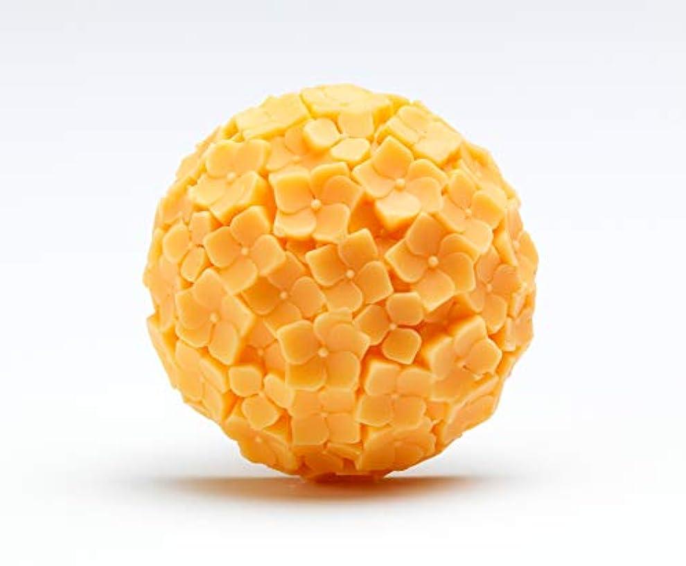 葉っぱリーズチャームSERASE洗顔ソープ オレンジ/オレンジ