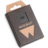 Walter財布非常にスリムクレジットカードマネークリップポケット財布Holds up to 7カードPlusバンクノート