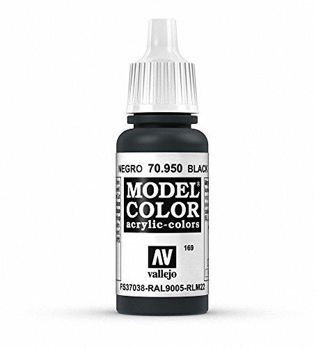 ファレホ モデルカラー 70950 #169 ブラック