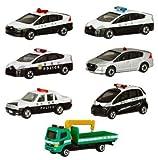 トミカ トミカジュニアコレクション パトロールカーセレクション 全7種