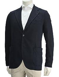 (チルコロ) CIRCOLO 1901 CU166824 メンズ アンコンジャケット ブルー 正規取扱店