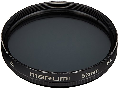 MARUMI カメラ用 フィルム専用 フィルター PL52mm 偏光フィルター 201070