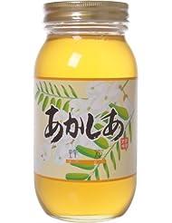 藤井養蜂場 中国産アカシアはちみつ 1kg