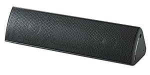 ELECOM Bluetoothスピーカー コンパクト NFC対応 apt-X対応 3W+3W ブラック LBT-SPP300AVBK