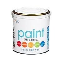アサヒペン 水性多用途EX 0.7L 水色 【まとめ買い3缶セット】