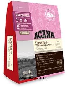 アカナ ラム&オカナガンアップル アレルギー用ドッグフード 11.4kg