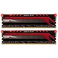 Avexir Core Series 16GBキットデュアルチャネル240- pin ddr3SDRAM ddr31600pc312800デスクトップメモリモジュール( avd3u16001108g-2cir )