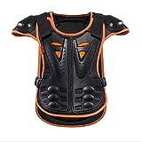 子供のバックケア胸ケアスパインスポーツギアホイールスキー極端なスポーツ保護保護装置