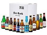 人気のベルギービール飲み比べ12本セット(全品正規輸入商品)