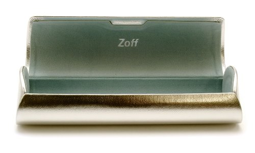 Zoff(ゾフ) フォルムとカラーがポイントのメガネケース(Z-Snail_M_SV)