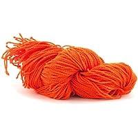 ヨーヨーストリング (タイプ6:ポリ100) ハイライトオレンジ x100