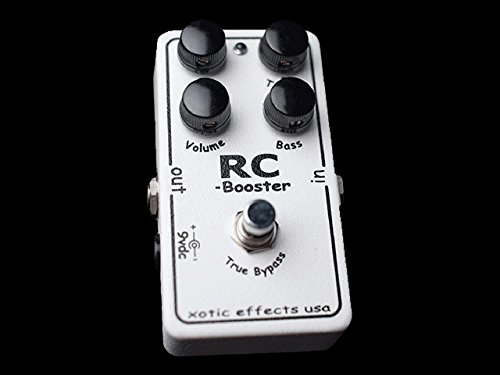 【国内正規流通品】Xotic RC BOOSTER