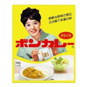 沖縄限定版ボンカレー辛口5パックセット