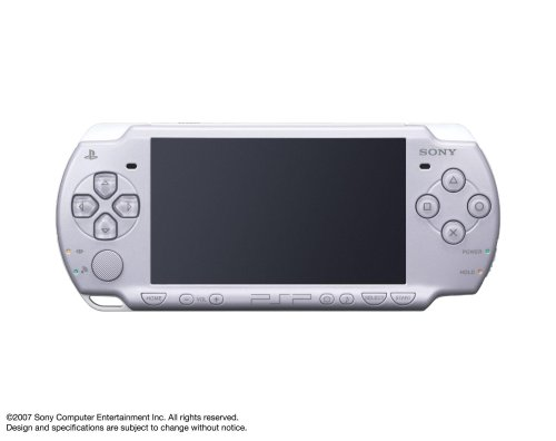 PSP「プレイステーション・ポータブル」 ラベンダー・パープル (PSP-2000LP) 【メーカー生産終了】の詳細を見る