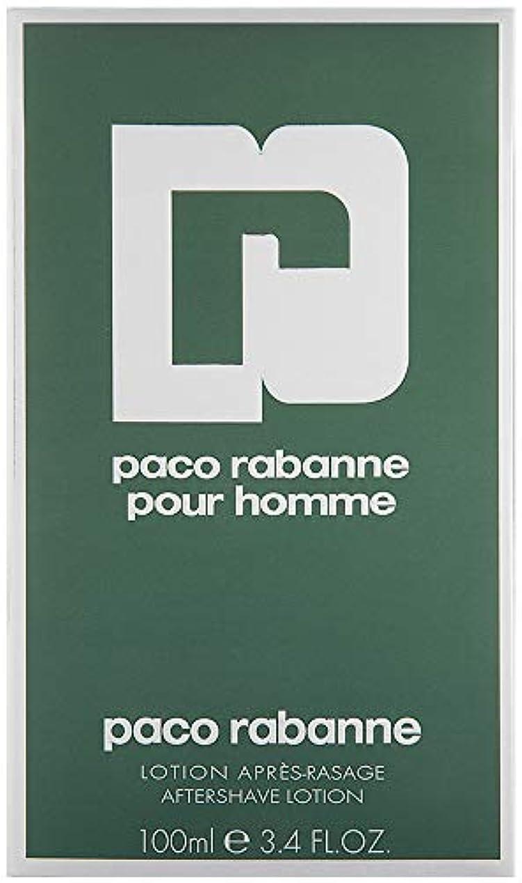 恐ろしい世論調査習熟度Paco Rabanne HOMME After Shave 100 ml [海外直送品] [並行輸入品]