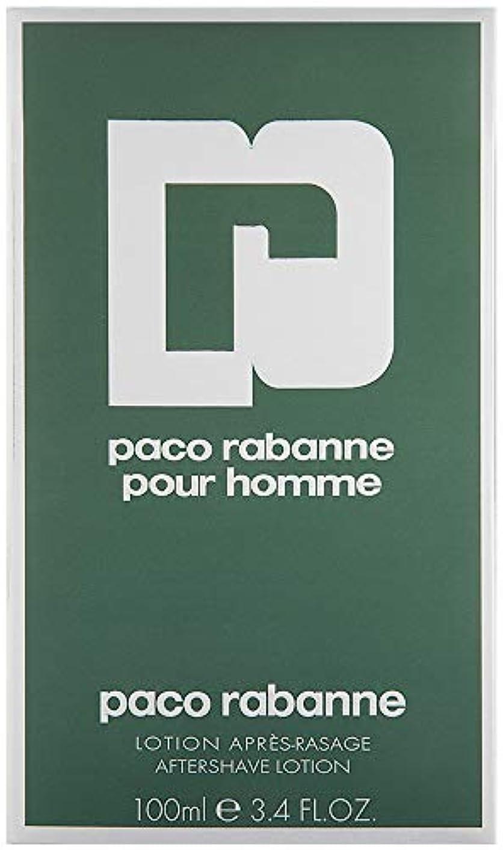 モンスター熱意記念日Paco Rabanne HOMME After Shave 100 ml [海外直送品] [並行輸入品]