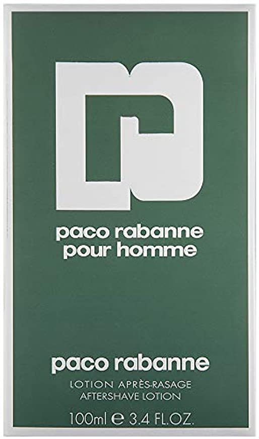 船員繊細買い手Paco Rabanne HOMME After Shave 100 ml [海外直送品] [並行輸入品]