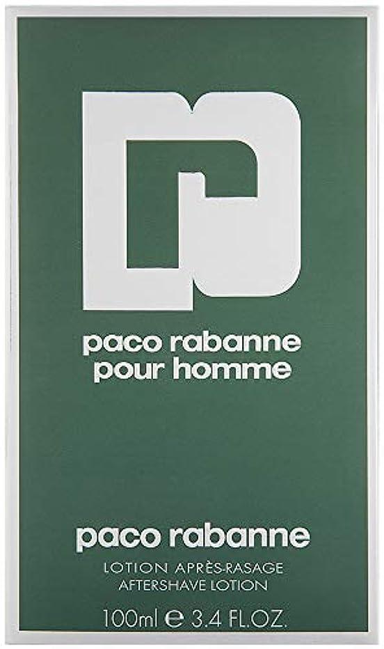 家具祈る祭司Paco Rabanne HOMME After Shave 100 ml [海外直送品] [並行輸入品]
