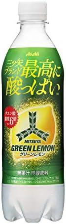 三ツ矢 グリーンレモン 500ml ×24本