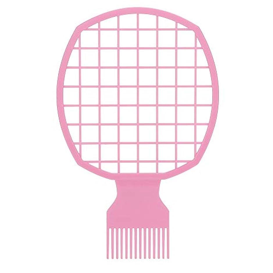 退屈トランスペアレント忠実なアフロカーリーメンズコーム、イージークリーニング、理容室および個人使用、カールヘア、カーリーヘアに最適、織りヘアおよびドレッドヘア(2#)