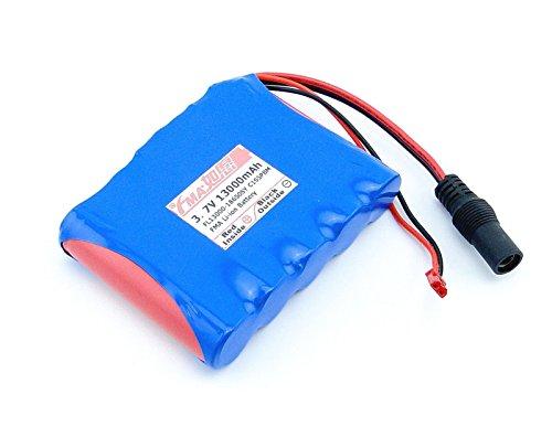 Li - Ionバッテリー3.7V 13000mAh b...