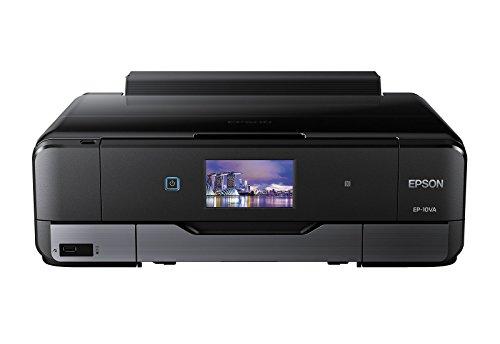EPSON プリンター インクジェット複合機 Colorio V-edition EP-10VA A3対応 フォト高画質