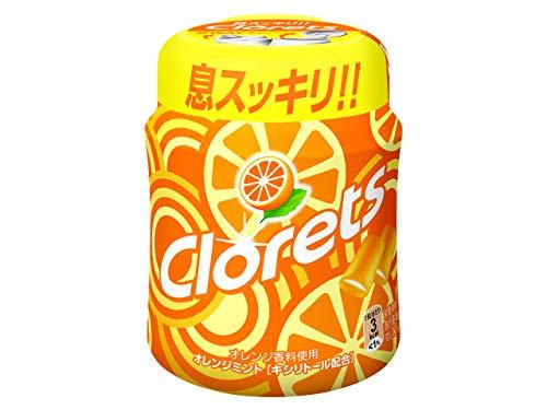 モンデリーズ・ジャパン クロレッツXPオレンジミントボトルR 140g