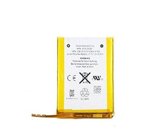 高品質 iPod touch 4 対応 交換バッテリー 工具付