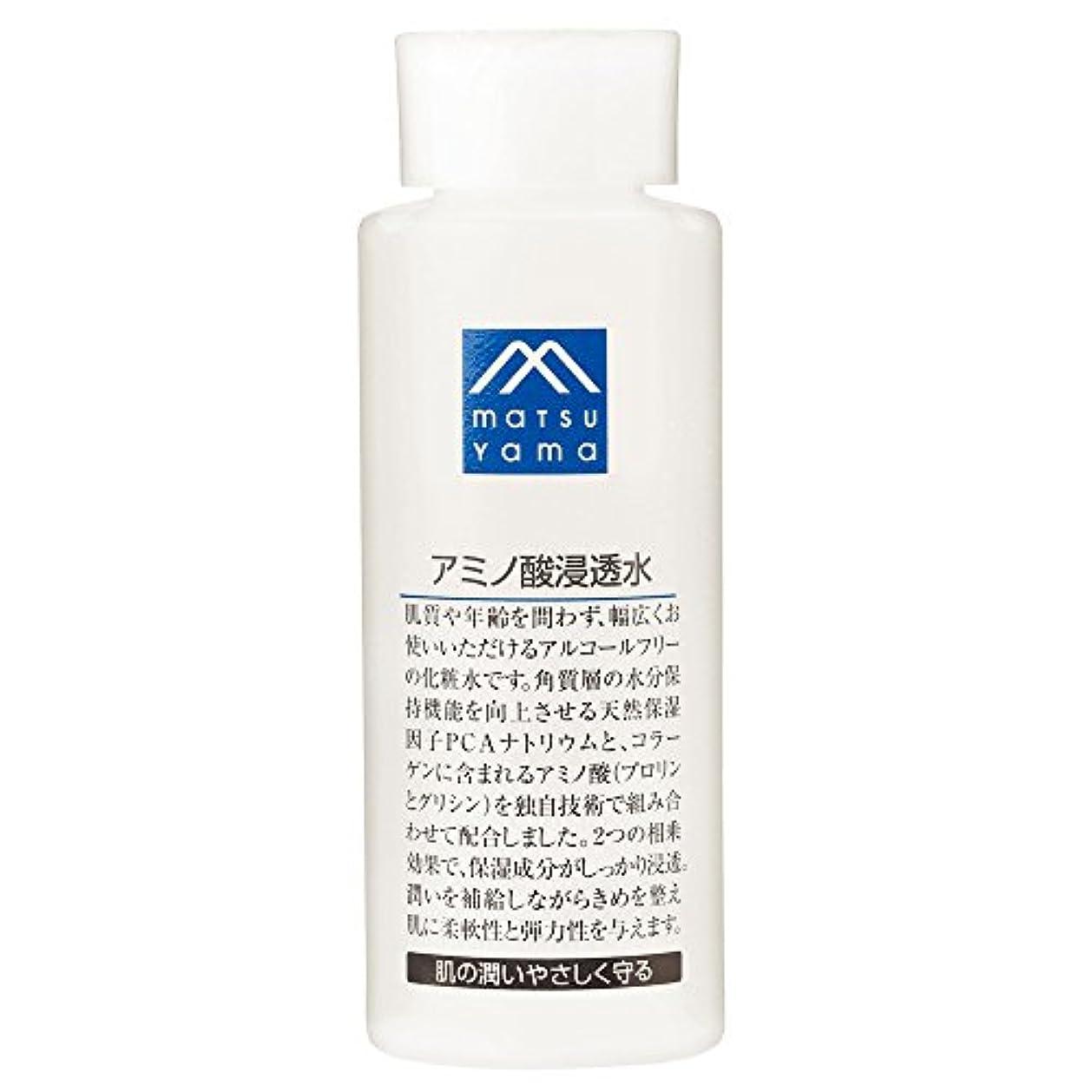 スキャンストレージ参加するM-mark アミノ酸浸透水