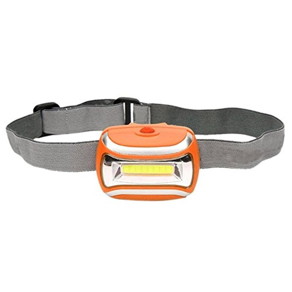 耐える接辞MAYouth 800LM 3W COB LEDヘッドライト狩猟キャンプヘッドランプハイキングヘッドトーチライトランプ