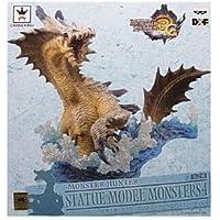 モンスターハンター DXFスタチューモデルモンスターズ4 1:ラギアクルス亜種 バンプレスト プライズ