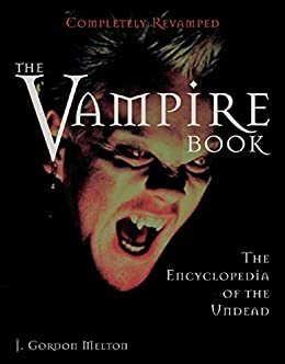 the vampire book the encyclopedia of the undead pdf